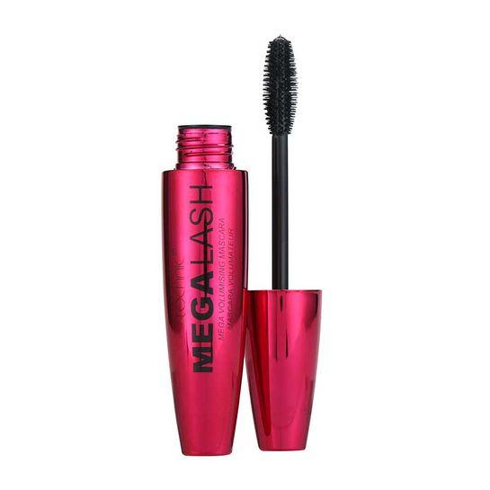 Mascara Technic Mega Lash Mega Volumising Mascara Pink Edition, Black, Negru, 13 ml-big
