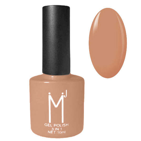 Oja semipermanenta 3 in 1, MJ Gel Polish, Nuanta 067, Milk Nude, 10 ml-big