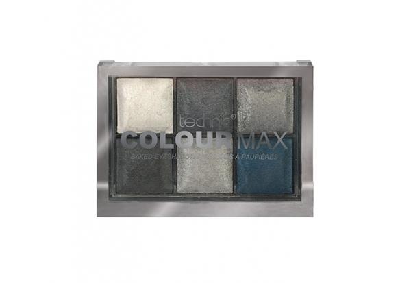 Paleta Cu 6 Farduri Pigmentate Technic Colour Max - Silverado-big