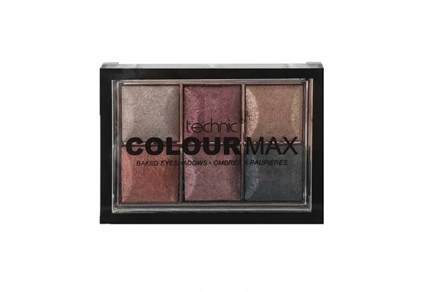 Paleta Cu 6 Farduri Pigmentate Technic Colour Max - Treasure Chest-big