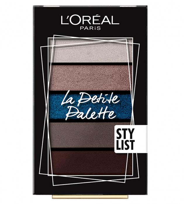 Paleta De Farduri L Oreal Paris La Petite Palette, 04 Stylist