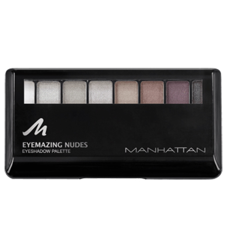 Paleta de farduri MANHATTAN Eyemazing Nudes, 200 Shades of Manhattan-big