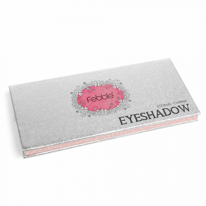 Paleta farduri Febble Eyeshadow Eternal Charm! 10 Colors-big