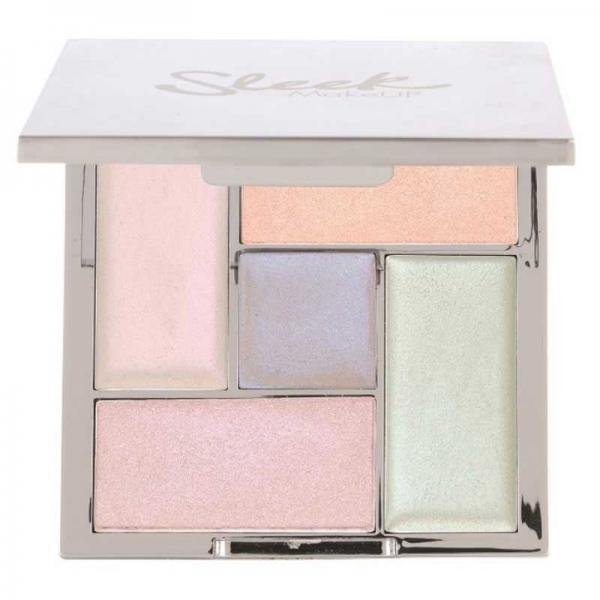 Paleta iluminatoare SLEEK MakeUP HIGHLIGHTER PALETTE Distorted Dreams, 6g-big