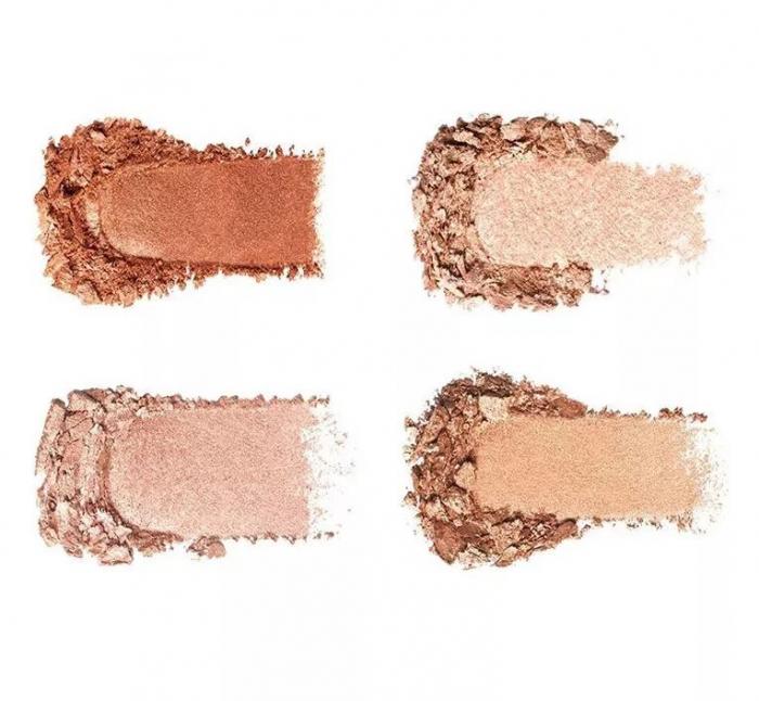 Paleta Iluminatoare SLEEK MakeUP Highlighting Palette Copperplate, 9 g-big