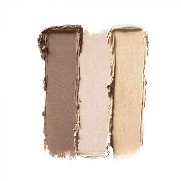 Paleta Pentru Conturarea Fetei NYX Professional Makeup Highlight & Contour, Light-big