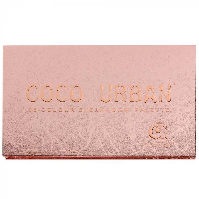 Paleta Profesionala de Farduri Coco Urban, 35 Color Eyeshadow Palette-big
