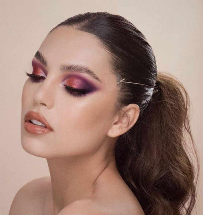 Paleta Profesionala de Farduri Beauty Creations Seduce Me, 18 culori, 21.6 g-big
