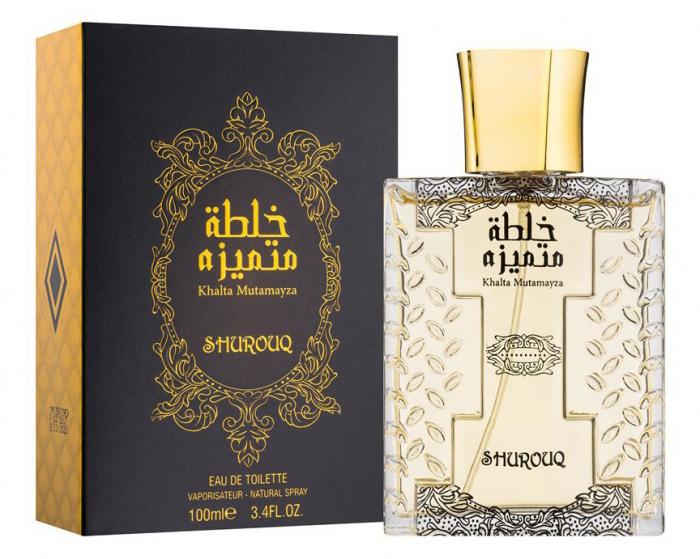 Parfum arabesc dama, Khalta Mutamayza by SHUROUQ EDT, 100 ml-big
