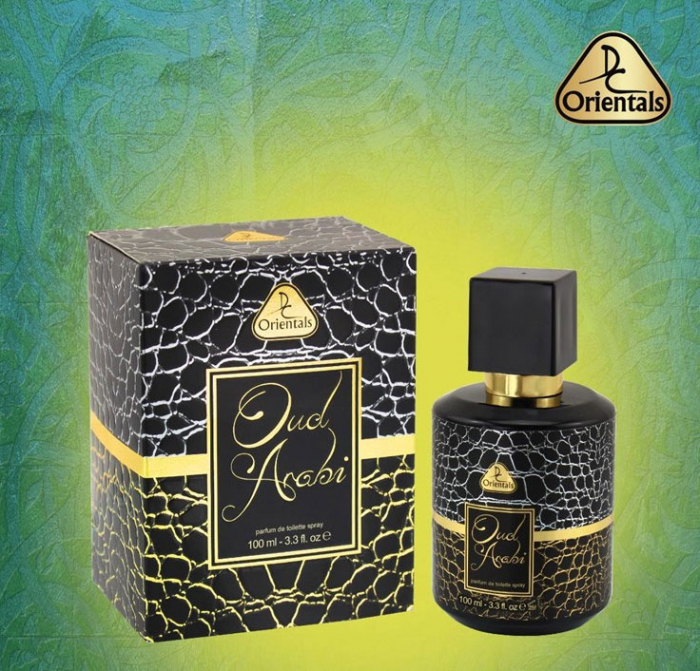 Parfum arabesc unisex, Oud Arabi by Dorall Collection Orientals EDT, 100 ml-big