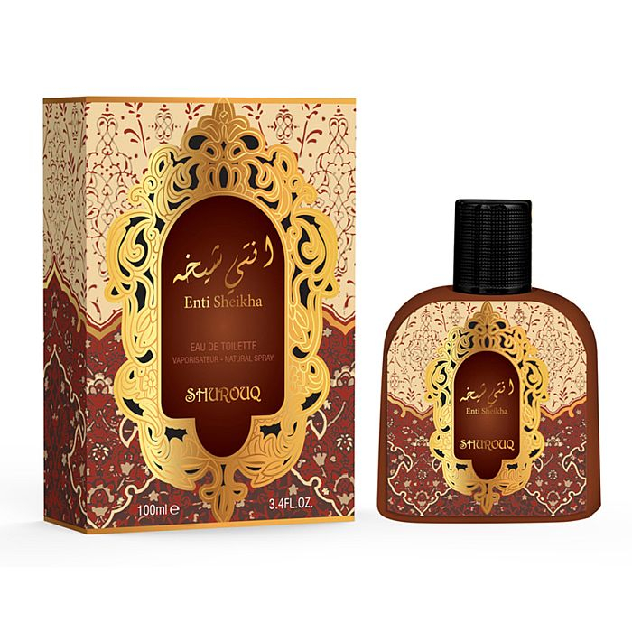 Parfum arabesc dama, Enti Sheikha by SHUROUQ EDT, 100 ml-big
