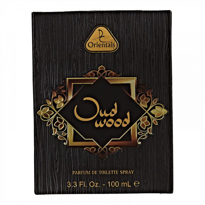 Parfum arabesc unisex, Oud Wood by Dorall Collection Orientals EDT, 100 ml-big