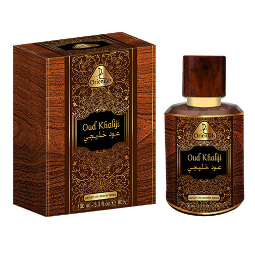 Parfum arabesc unisex, Oud Khaliji by Dorall Collection Orientals EDT, 100 ml-big