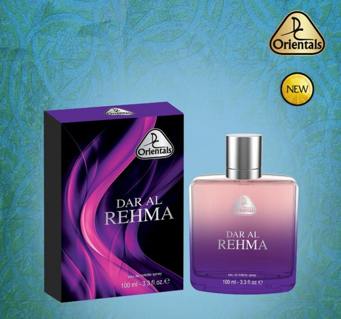 Parfum arabesc unisex, Dar Al Rehma Dorall Collection Orientals EDT, 100 ml-big