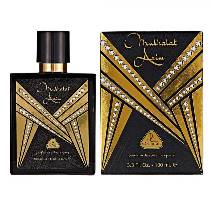 Parfum arabesc unisex, Mukhalat Azim by Dorall Collection Orientals EDT, 100 ml-big