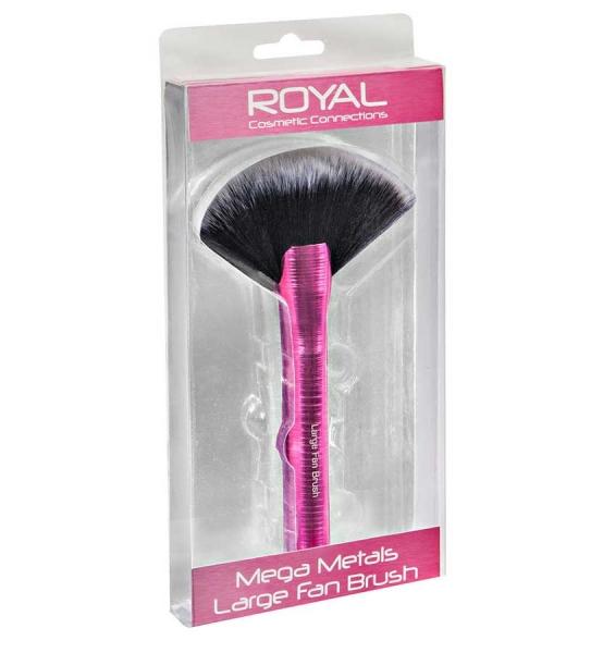 Pensula Evantai Royal Mega Metals Large Fan Brush-big