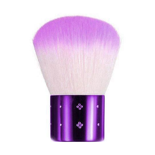 Pensula Profesionala Kabuki Purple, Diamond Crystals-big