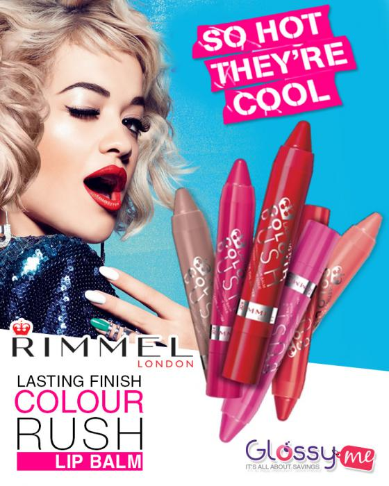 Ruj Rimmel Lasting Finish Colour Rush - 120 All You Need Is Pink-big