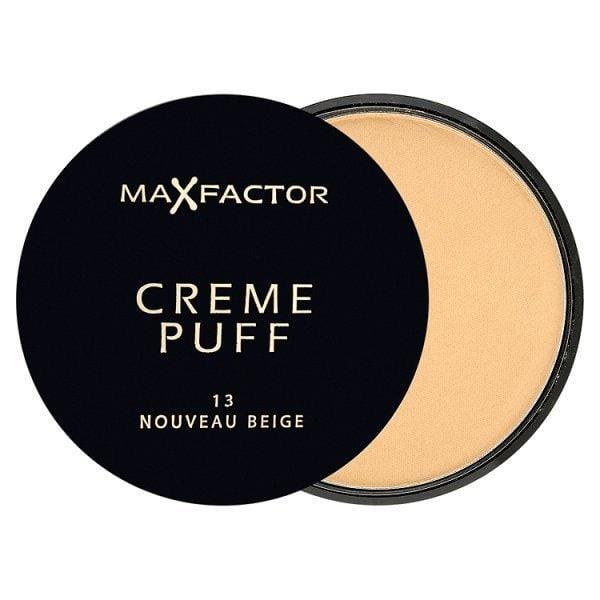 Pudra Max Factor Creme Puff Compact, 13 Noveau Beige, 21 g-big