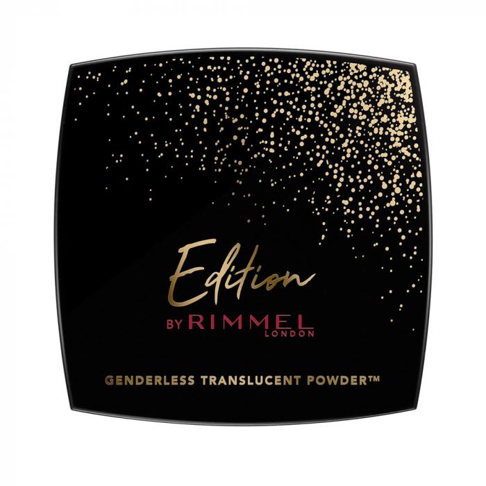 Pudra translucida Fixatoare RIMMEL London Genderless, Edition, 9 g-big