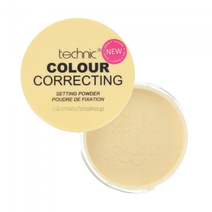 Pudra Translucida Neutralizatoare Technic Colour Correcting - 20 gr-big