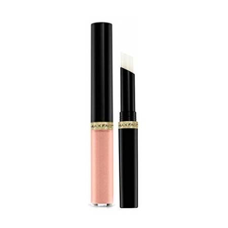 Ruj de buze rezistent la transfer Max Factor Lipfinity, 205 Keep Frosted, 2.3 ml + 1.9 g-big