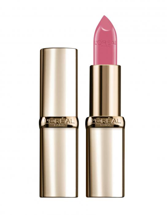 Ruj L'OREAL Color Riche Lipstick - 136 Flamingo Elegance-big