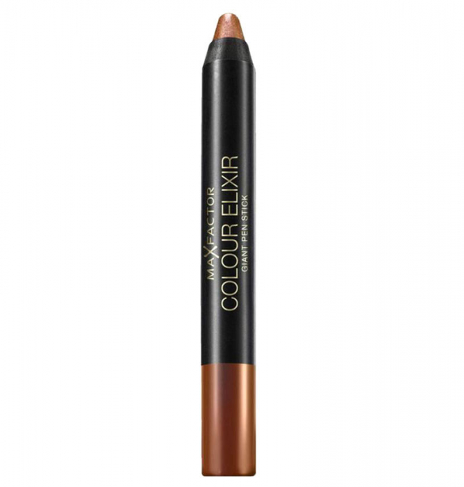 Ruj Max Factor Lipstick Colour Elixir Giant Pen Stick, 55 Mysterious Hazel-big