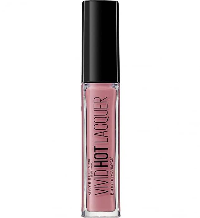Ruj lichid Maybelline New York Color Sensational Vivid HOT Lacquer, 66 Too Cute, 7.7 ml-big