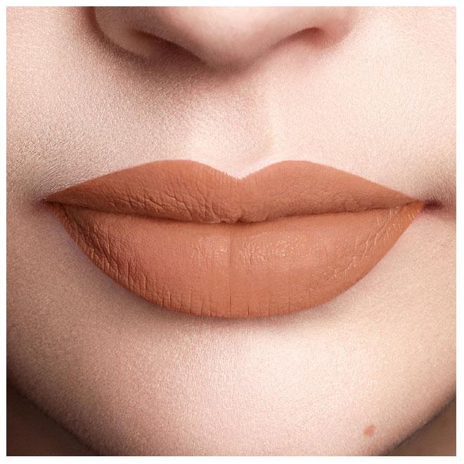 Ruj lichid ultra mat rezistent la transfer L'Oreal Paris INFAILLIBLE Les Chocolats, 844 Sweet Tooth-big