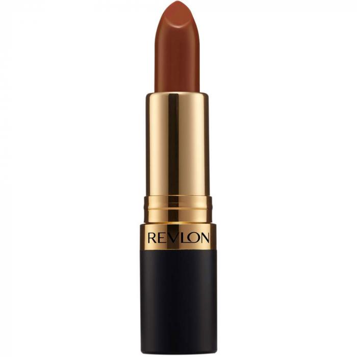 Ruj mat Revlon Super Lustrous Lipstick, 050 Superstar Brown, 4.2 g-big