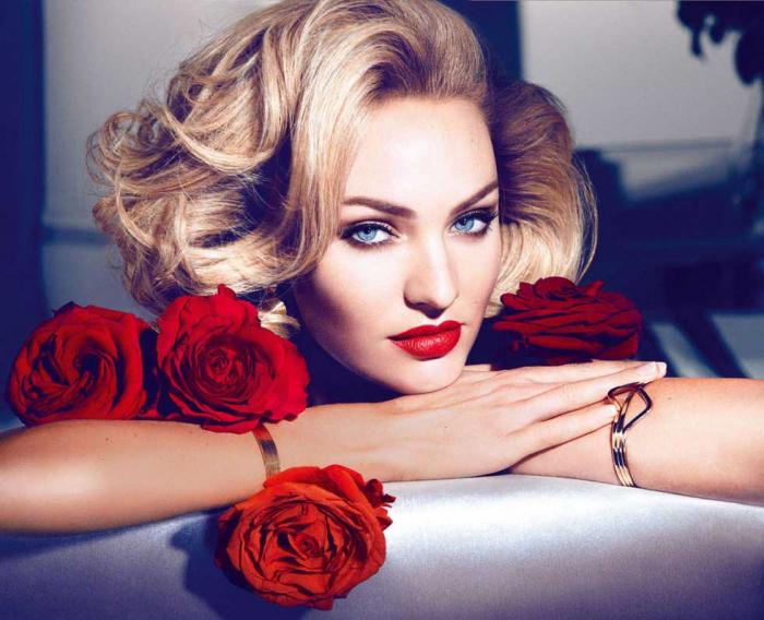 Ruj Max Factor MARILYN MONROE Lipstick, Ruby Red-big