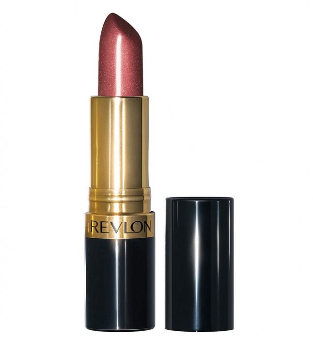 Ruj Revlon Super Lustrous Lipstick, 610 Goldpearl Plum, 4.2 g-big