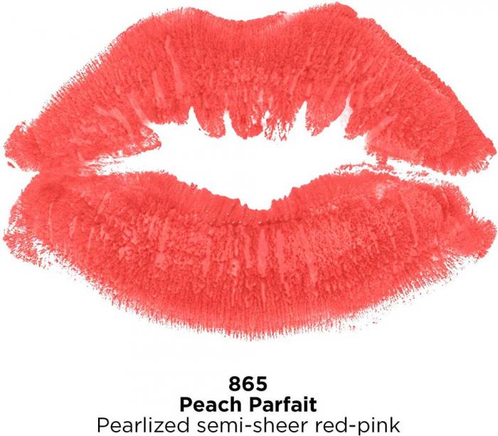 Ruj Revlon Super Lustrous Lipstick, 865 Peach Parfait, 4.2 g-big