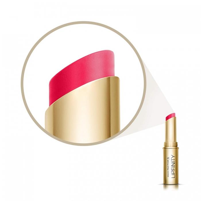 Ruj Rezistent La Transfer Max Factor Lipfinity, 45 So Vivid-big