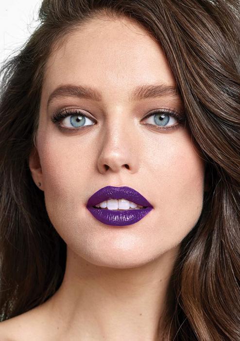 Ruj rezistent la transfer Maybelline New York Superstay 24H, 800 Purple-big