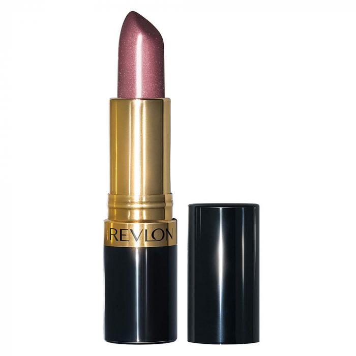 Ruj satinat Revlon Super Lustrous Lipstick Pearl, 467 Plum Baby, 4.2 g-big