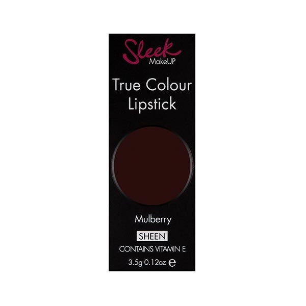 Ruj Sleek True Color Lipstick - 788 Mulberry, 3.5 gr-big
