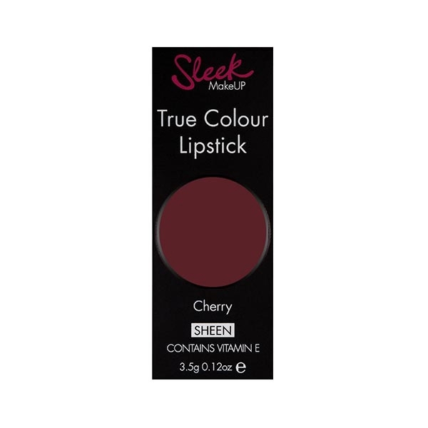 Ruj Sleek True Color Lipstick - 790 Cherry , 3.5 gr-big
