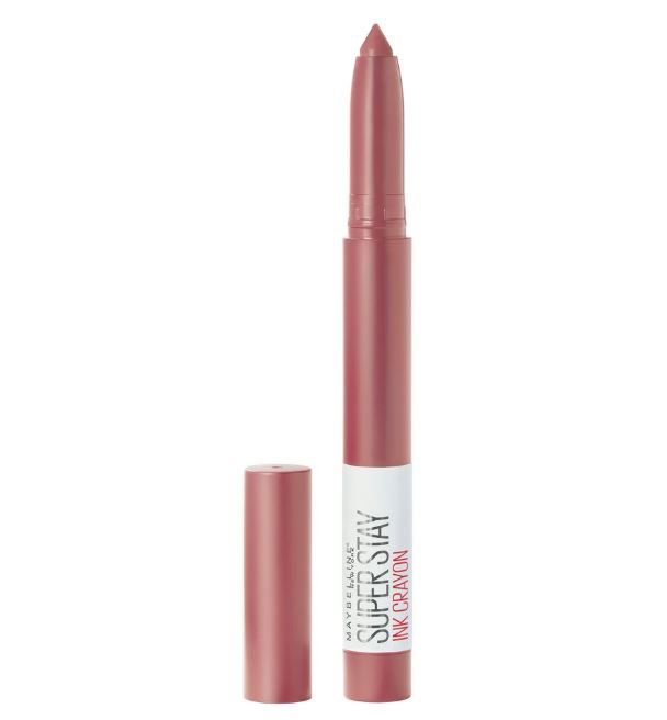 Ruj mat Maybelline New York SuperStay Ink Crayon 15 Lead The Way, 13 g-big