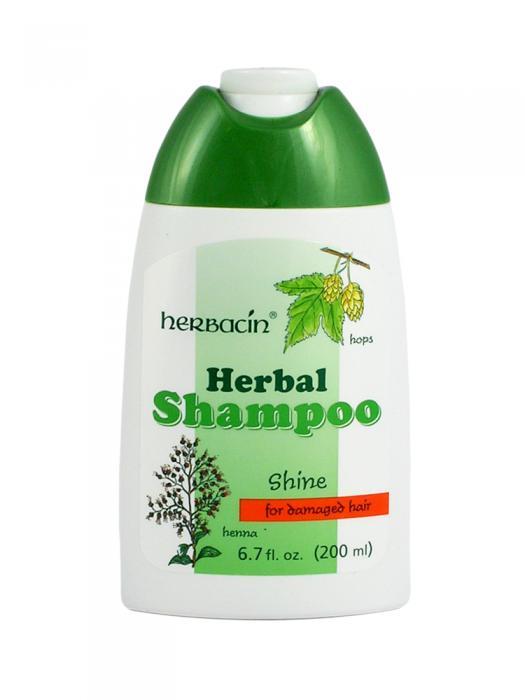 Sampon Pentru Par Degradat Herbacin Cu Hamei Si Henna-200 ml-big