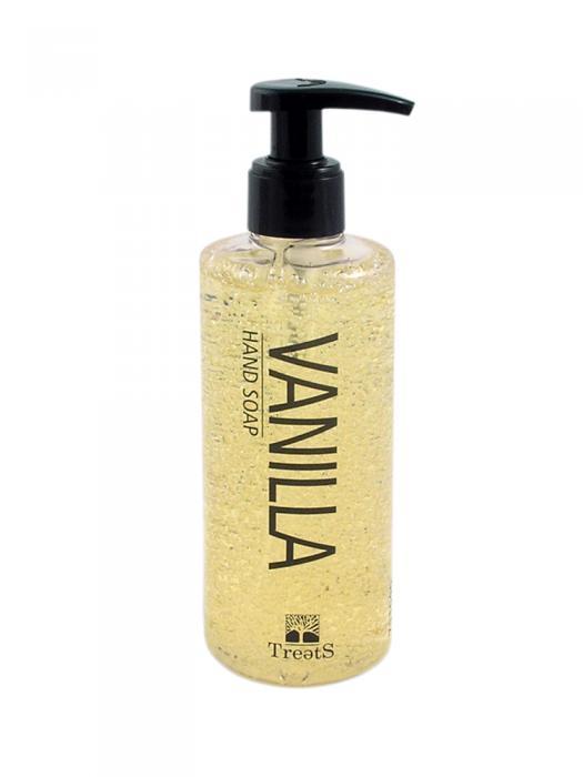 Sapun Lichid TREETS cu Vanilie si Miere - 250 ml-big