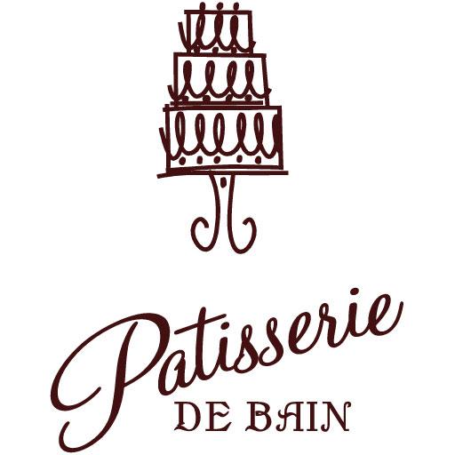 Sare de baie cu rubarba si crema de zahar ars Patisserie De Bain Bath Tartlettes, 2 x 45 g-big