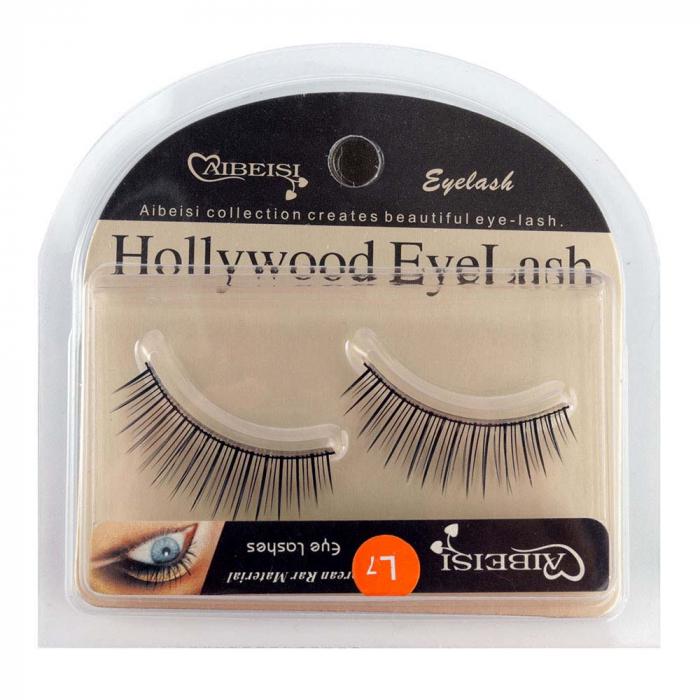 Set Gene False simple de Tip Banda, Hollywood Eyelash-big