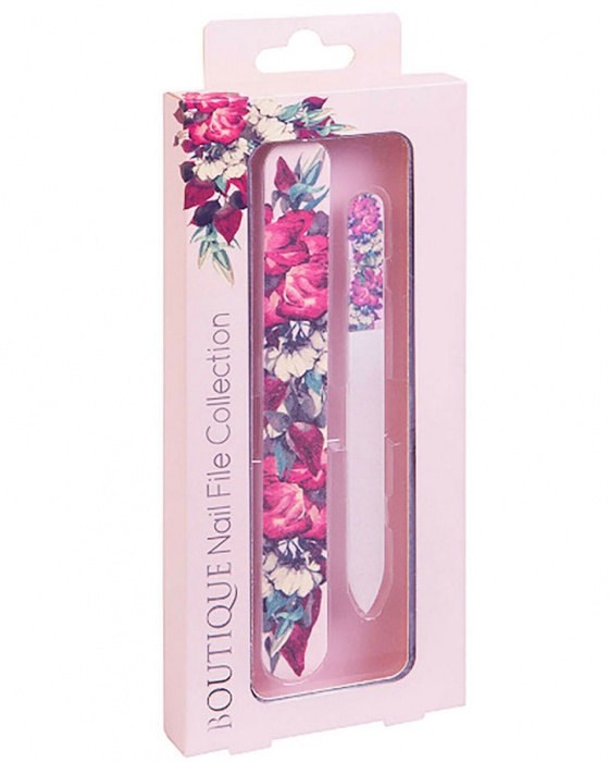 Set 2 Pile pentru Unghii Royal Cosmetics Boutique Nail File Collection Set-big