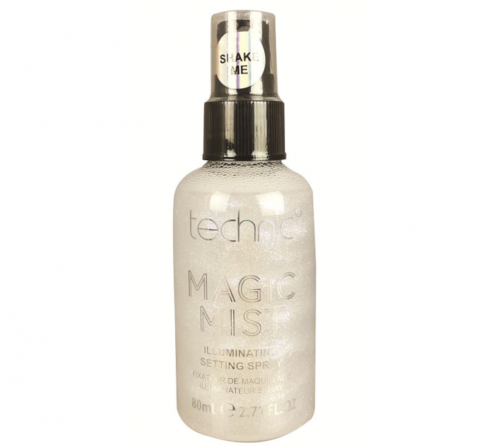 Spray Iluminator Fixare Machiaj Technic Magic Mist Illuminating Setting Spray, Iridescent, 80 ml-big