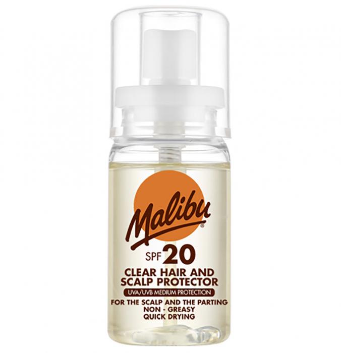 Spray pentru protectia scalpului si parului MALIBU Protector, UVA/UVB, Rezistenta la apa, SPF20, 50 ml-big