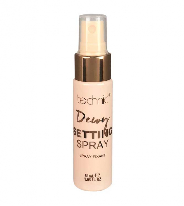 Spray fixator machiaj cu cocos TECHNIC Dewy Setting Spray, 31 ml-big