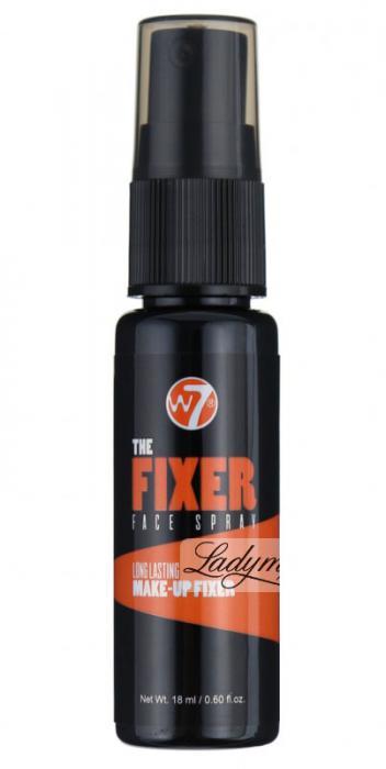 Spray Pentru Fixarea Machiajului W7 THE FIXER 18 ml-big