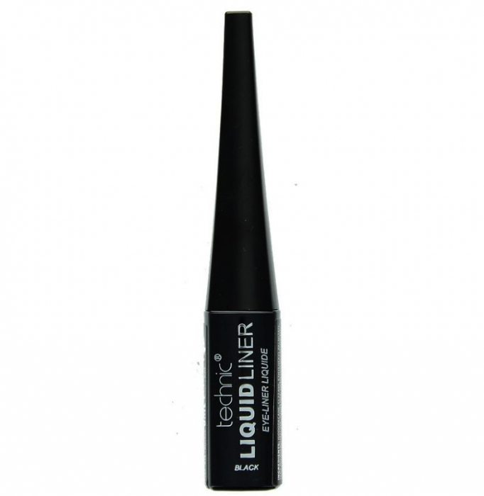 Tus de Ochi TECHNIC Liquid Liner, Negru, 6 ml-big
